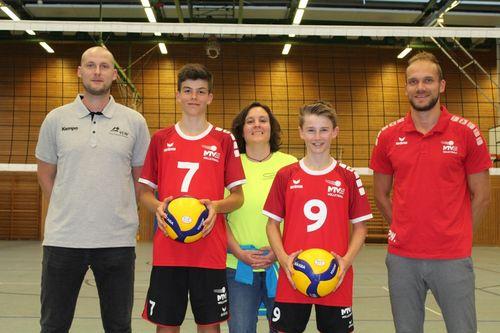 Kooperation des Otto-Hahn-Gymnasium Ludwigsburg mit der Volleyballabteilung des MTV Ludwigsburg und dem Volleyball-Landesverband Württemberg ab dem Schuljahr 2021/2022