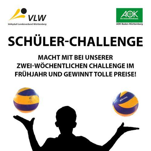 6. VLW-Schüler-Challenge läuft bis Dienstag, 11. Mai